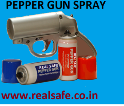 Pepper Gun Spray