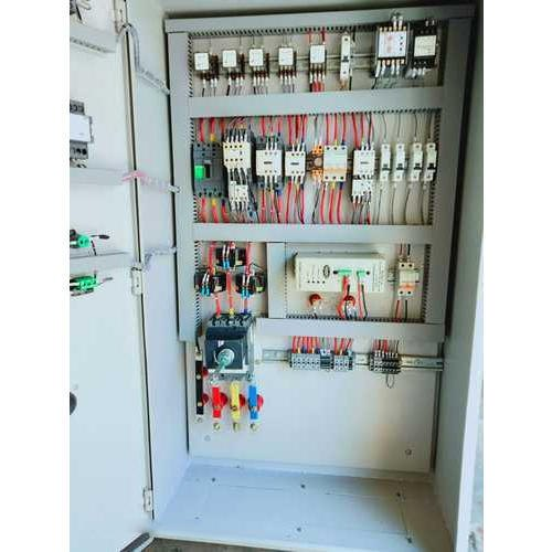 Fire Fighting Pump Automation
