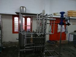 Juice Pasteurization Plant