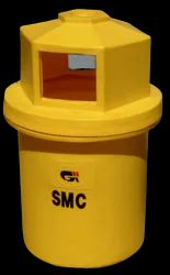 2 Side Opening Dust Bin