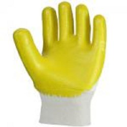Ze-Nit(Half Dipped) Safety Hand Gloves