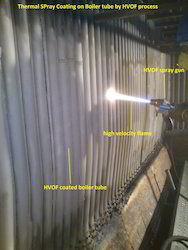 Thermal Spray Coating On Bolier Tubes