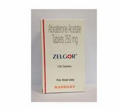 Abiraterone Acetate (Zelgor )Tablets