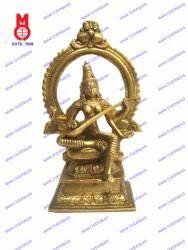 Saraswati Sitting Fine Statues