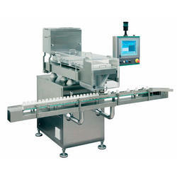 Tablet Capsule Counting and Filling Machine