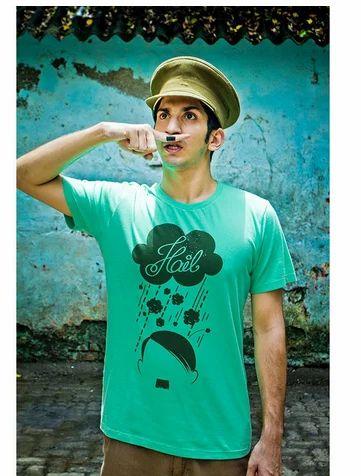 2156e638d9387 Men T-Shirts - Hail Boys T-Shirt Manufacturer from Mumbai