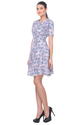 Floral Prints Women Short Dress
