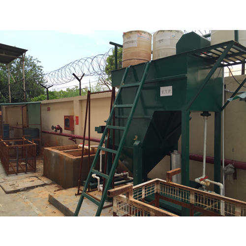 Industrial Tank Etp Tank Manufacturer From New Delhi