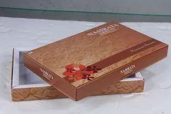 Rectangular Sweet Box