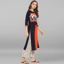 Ladies Printed Casual Kurti