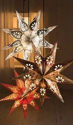 Home Deco & Christmas Star  Printed