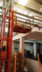 Mezzanine Floor Lift