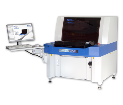 Aoi Automatic Optical Inspection Systems Opticon