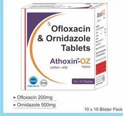 Athoxin OZ Tablets