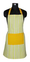 Yarn Dyed Stripe Apron
