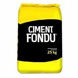 Ciment Fondu