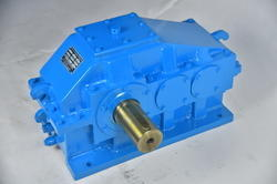 Crane Duty Gear Box For Hoist Application
