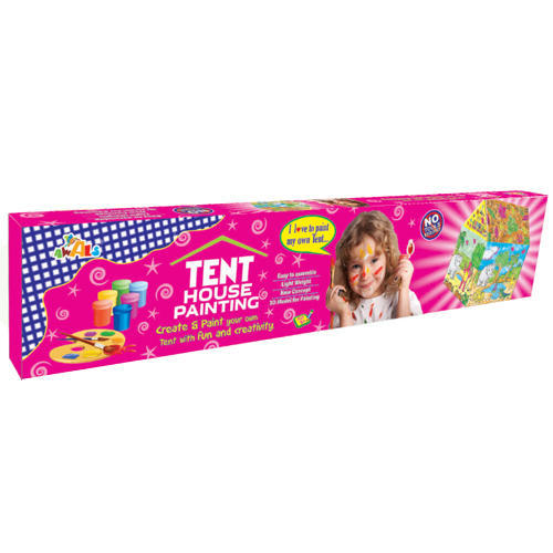 Tent Painting Board Games  sc 1 st  Amrik Singh u0026 Sons & Kids Tent House - LED Tent House Manufacturer from New Delhi