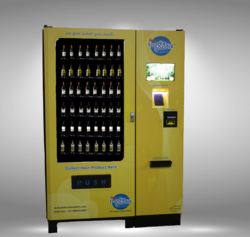 Smart Cold Drink Vending Machine