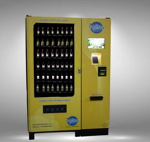 Smart Beverages Vending Machine Smart Cold Drink Vending