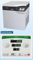 CL8R High Capacity Refrigerated Centrifuge