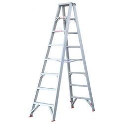 Aluminium Double Step Trestle Ladder