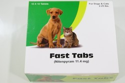 Fast Tab ( Nitenpyram 11.4 mg )