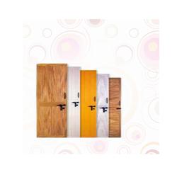 Polyvinyl Chloride Single Panel Doors
