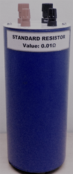 Standard Resistor - Milliohm Meter