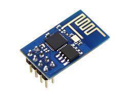 ESP8266 ESP-01 Remote Serial Port WIFI Transceiver