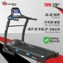 Powermax USA TDM-110 Motorized Treadmill with 7.2 Vivid Color Display