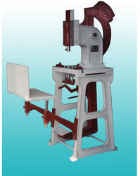 Foot Operated Soap Stamping Machine