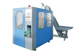 Two Cavity Pet Blow Molding Machine