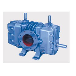 Twin Lobe Roots Blower for Pneumatic Conveying Application