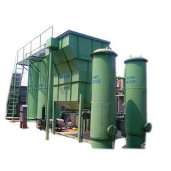 Waste Water Disinfections System