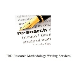 PhD Research Methodology Writing Services