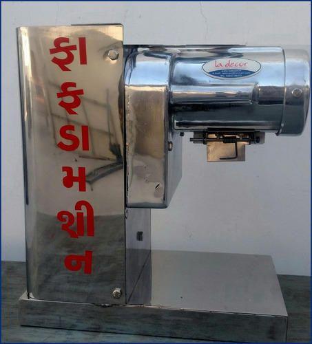 Kitchen Gallery Surat Gujarat: Fafda Machine ( Fafda Making Machine