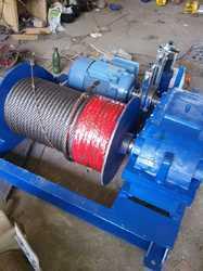 Heavy Duty Electric Winch