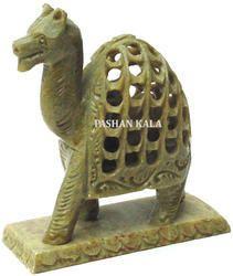 Soapstone Camel Statue