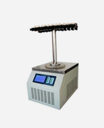 Multi Manifold Top Press Desktop Freeze Dryer