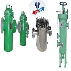 Water Treatment Basket Strainers