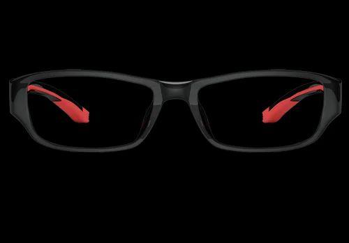 171c947707a Eyeglasses Frames - Fastrack Guys Plastic Black Rectangular Frames ...