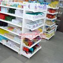 DONRACKS End Gondola Supermarket Racks