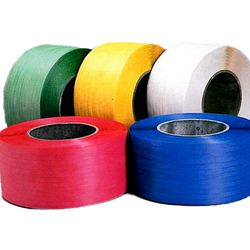Polypropylene Colored Strapping Rolls