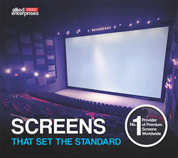 Commercial Cinema Screens