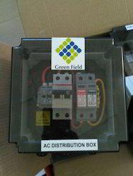 AC Distribution Box(Single Phase)