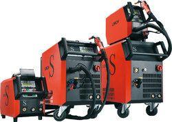 LORCH Synergic Speed Pulse XT MIG Welding Machine