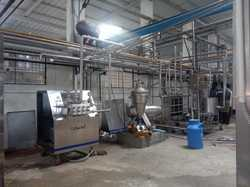 Turnkey Basis Mini Milk Plant