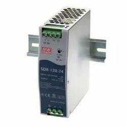SDR Series - Slim Single Phase DIN Rail Power Supply