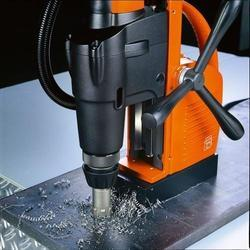 Metal Core Drilling Machine With Tapping